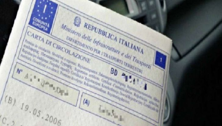 Carta unica di circolazione, via libera del Consiglio dei ministri - Foto 4 di 7