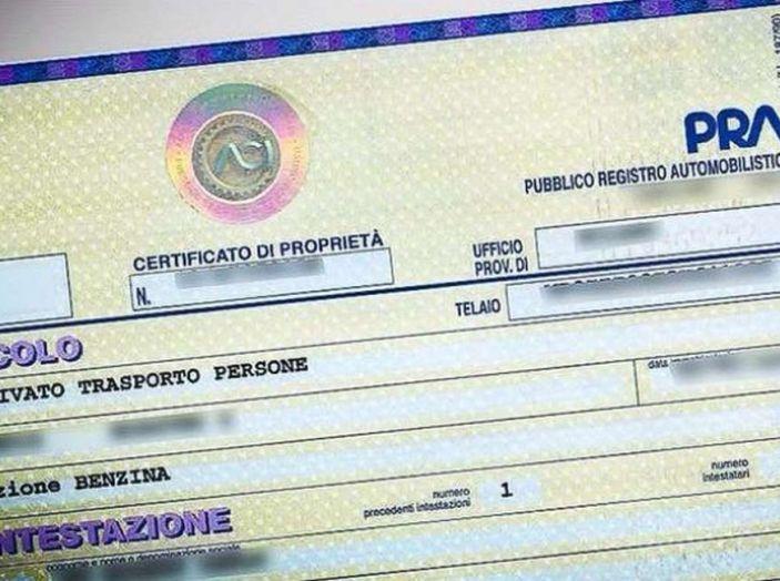 Carta unica di circolazione, via libera del Consiglio dei ministri - Foto 6 di 7