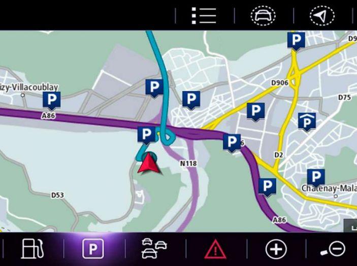 Citroën Connect Nav con riconoscimento vocale - Foto 9 di 13