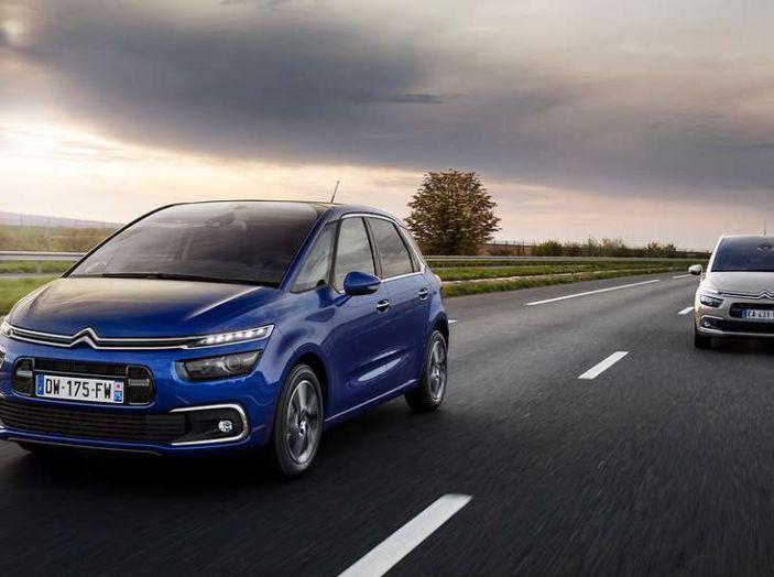 Citroën Connect Nav con riconoscimento vocale - Foto 11 di 13