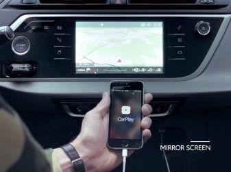 Citroën Connect Radio, il sistema che si integra con gli smartphone