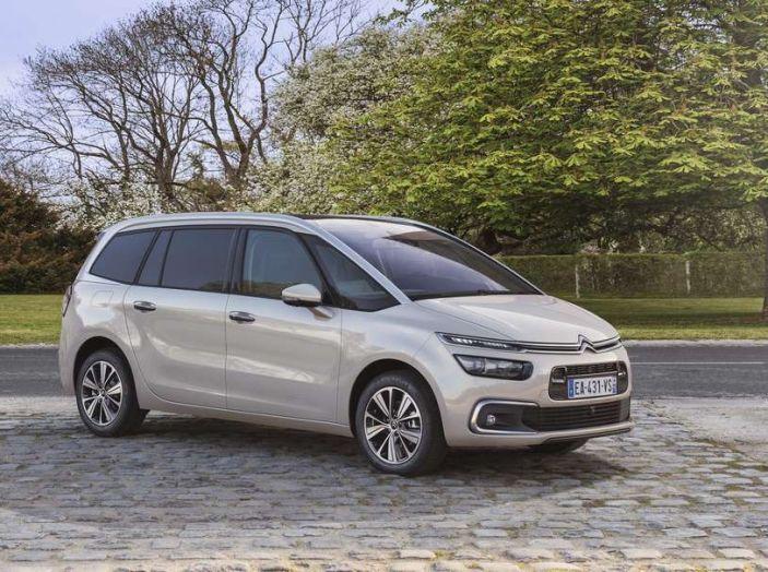Citroën Lane Departure Warning, avviso attivo di superamento della linea di carreggiata - Foto 6 di 13