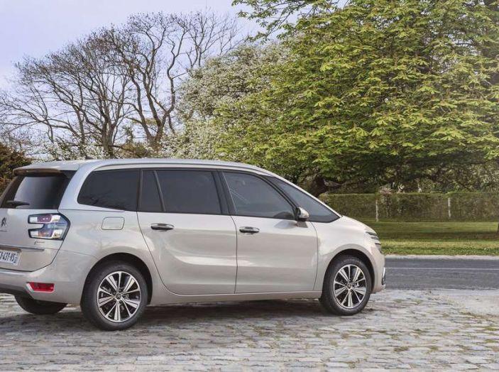Citroën Lane Departure Warning, avviso attivo di superamento della linea di carreggiata - Foto 7 di 13