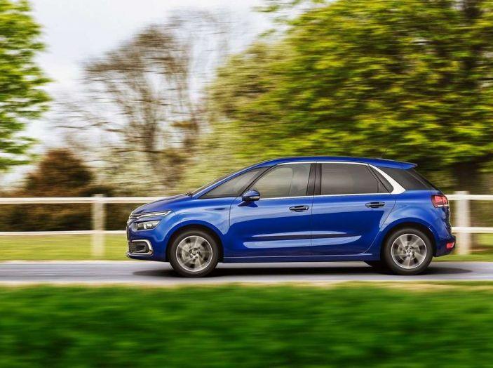Citroën Lane Departure Warning, avviso attivo di superamento della linea di carreggiata - Foto 8 di 13