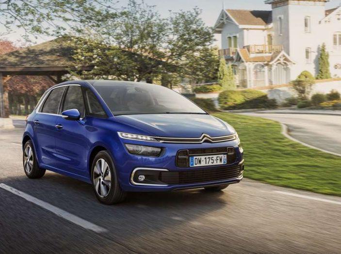 Citroën Lane Departure Warning, avviso attivo di superamento della linea di carreggiata - Foto 9 di 13