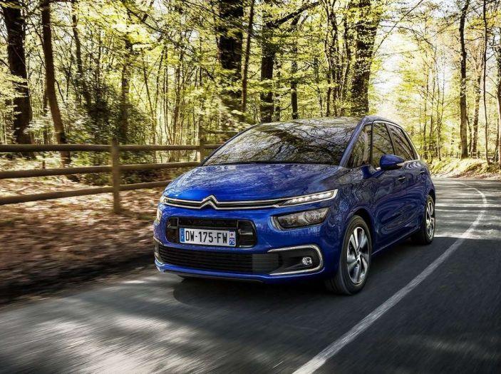 Citroën Lane Departure Warning, avviso attivo di superamento della linea di carreggiata - Foto 10 di 13