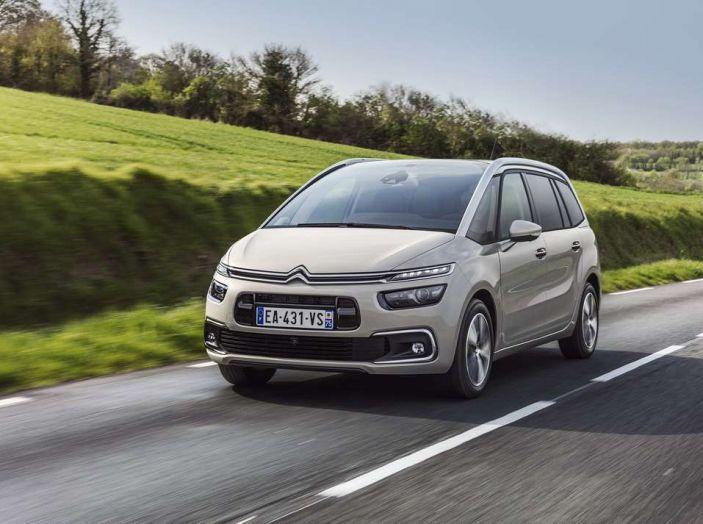 Citroën Lane Departure Warning, avviso attivo di superamento della linea di carreggiata - Foto 11 di 13