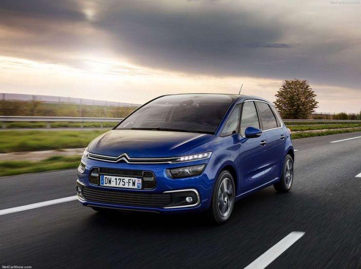 Citroën Lane Departure Warning, avviso attivo di superamento della linea di carreggiata - Foto 12 di 13