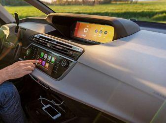 Citroën e il sistema di sorveglianza dell'angolo morto