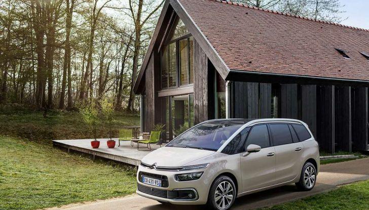 Citroën e il sistema di sorveglianza dell'angolo morto - Foto 14 di 15