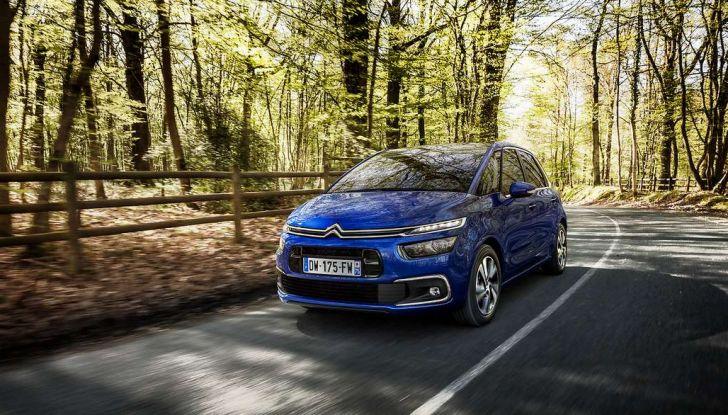 Citroën e il sistema di sorveglianza dell'angolo morto - Foto 8 di 15