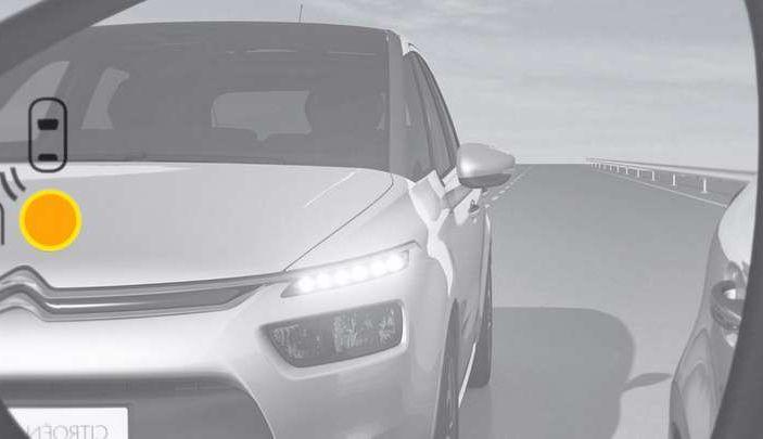 Citroën e il sistema di sorveglianza dell'angolo morto - Foto 10 di 15