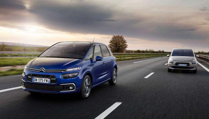 Citroën e il sistema di sorveglianza dell'angolo morto - Foto 11 di 15