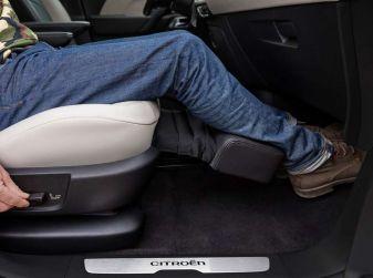 Comfort in auto: gli eccellenti standard di Citroën