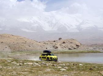 Citroën Avventura Gialla: il confine cinese ed il cambio di equipaggio