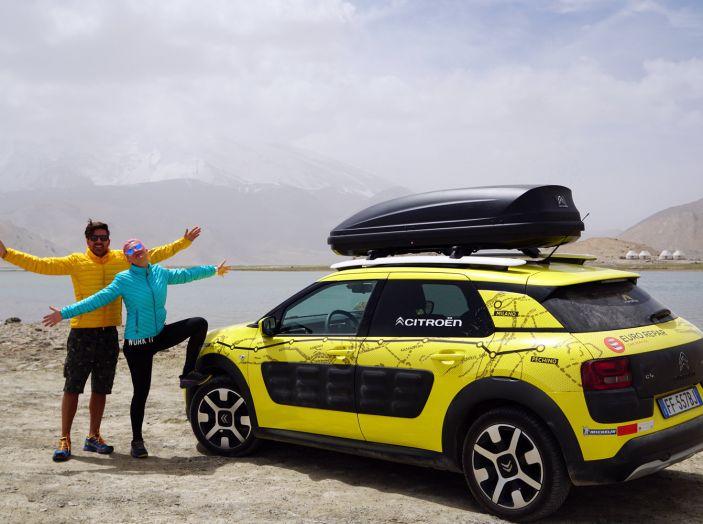 Citroën Avventura Gialla: il confine cinese ed il cambio di equipaggio - Foto 3 di 5