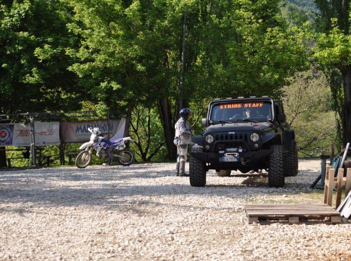 Parco Offroad il Poggiolo: mille ettari con Fattore Moto e Lucchinelli Experience - Foto 21 di 47