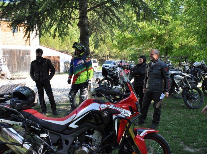 Parco Offroad il Poggiolo: mille ettari con Fattore Moto e Lucchinelli Experience - Foto 23 di 47