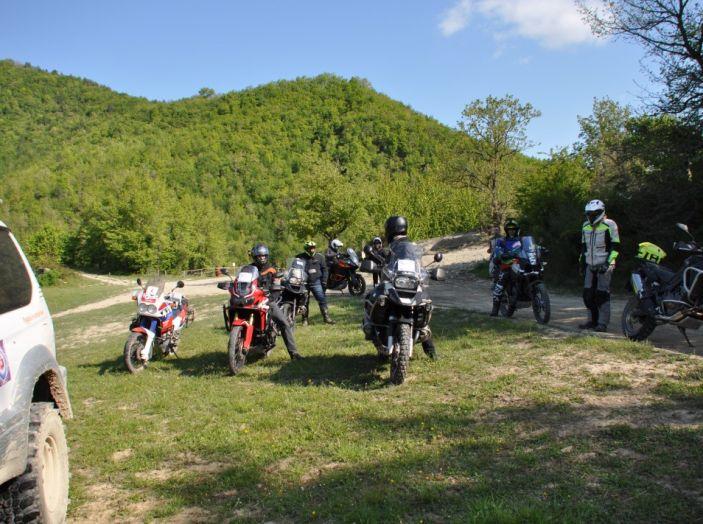 Parco Offroad il Poggiolo: mille ettari con Fattore Moto e Lucchinelli Experience - Foto 26 di 47
