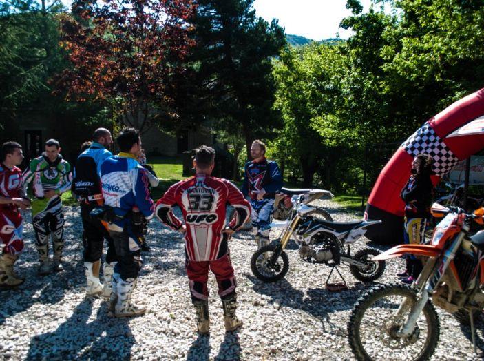 Parco Offroad il Poggiolo: mille ettari con Fattore Moto e Lucchinelli Experience - Foto 27 di 47