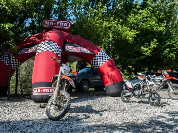 Parco Offroad il Poggiolo: mille ettari con Fattore Moto e Lucchinelli Experience - Foto 5 di 47