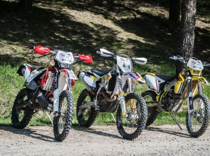 Parco Offroad il Poggiolo: mille ettari con Fattore Moto e Lucchinelli Experience - Foto 29 di 47