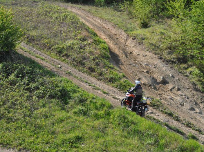 Parco Offroad il Poggiolo: mille ettari con Fattore Moto e Lucchinelli Experience - Foto 31 di 47