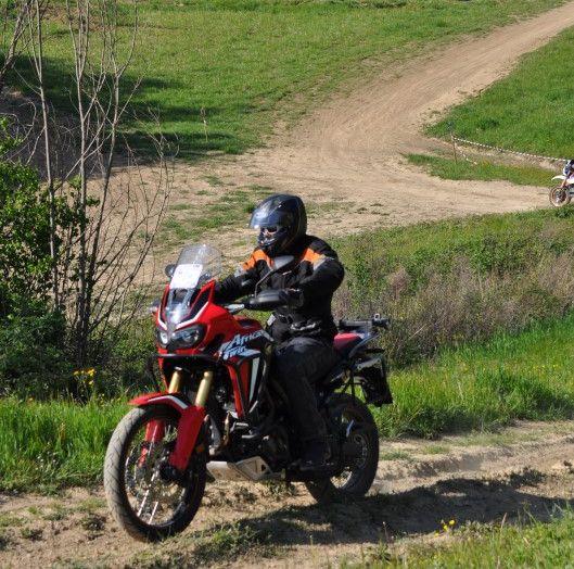 Parco Offroad il Poggiolo: mille ettari con Fattore Moto e Lucchinelli Experience - Foto 34 di 47