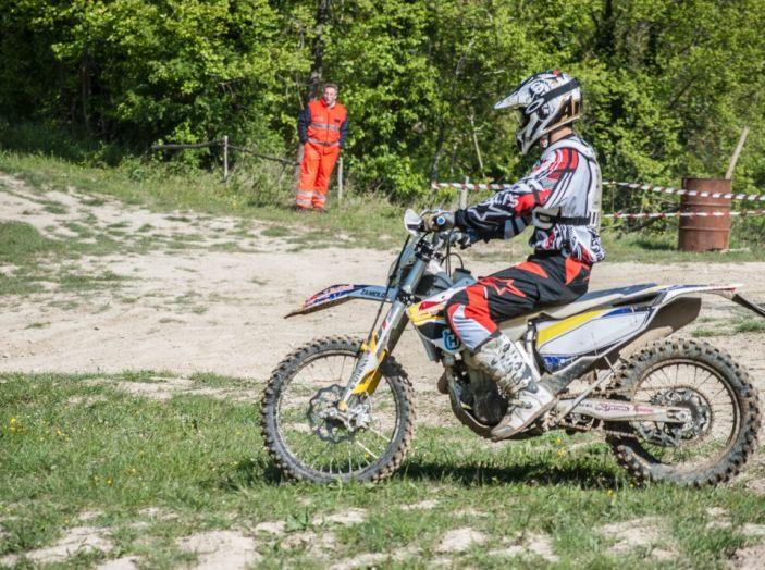Parco Offroad il Poggiolo: mille ettari con Fattore Moto e Lucchinelli Experience - Foto 40 di 47