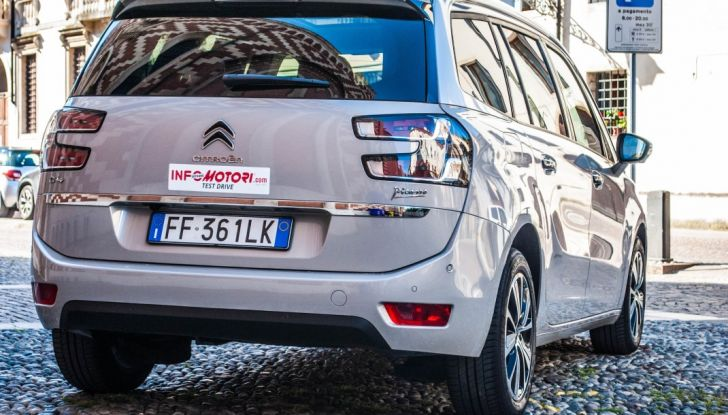 Citroën e il sistema di sorveglianza dell'angolo morto - Foto 6 di 15