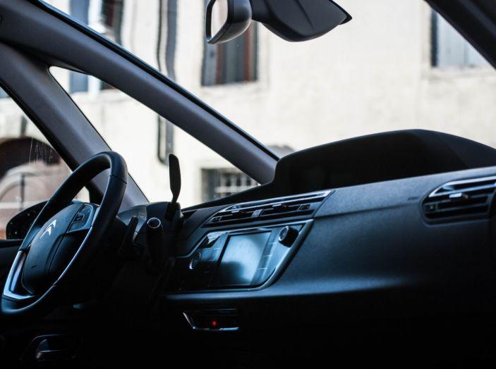 Citroën Connect Nav con riconoscimento vocale - Foto 5 di 13