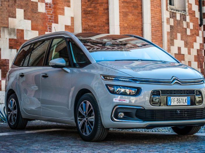 Dispositivi di sicurezza Citroën: Riconoscimento dei Limiti di Velocità - Foto 3 di 12