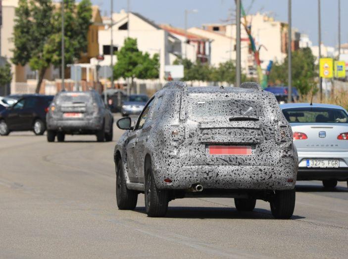 Dacia Duster 2019: linee più imponenti per la seconda serie - Foto 11 di 13