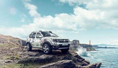 Dacia Duster Strongman, serie speciale da 20.500 euro
