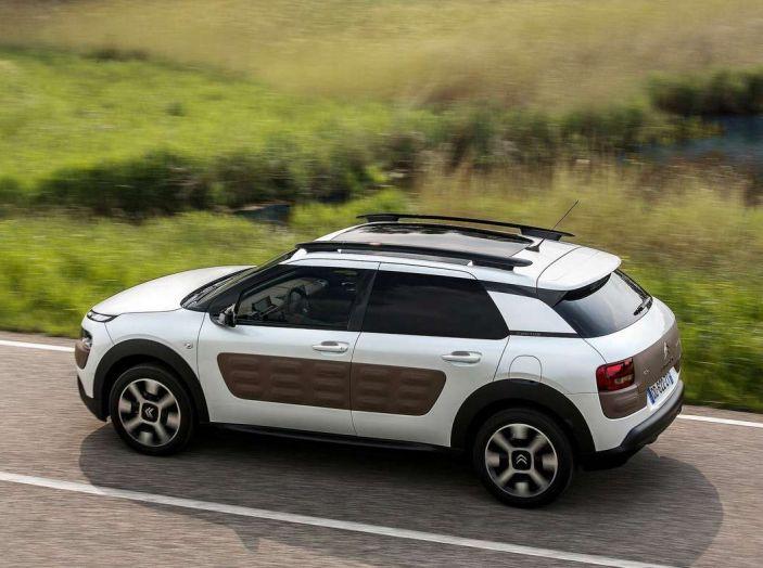 Dispositivi di sicurezza Citroën: Riconoscimento dei Limiti di Velocità - Foto 5 di 12