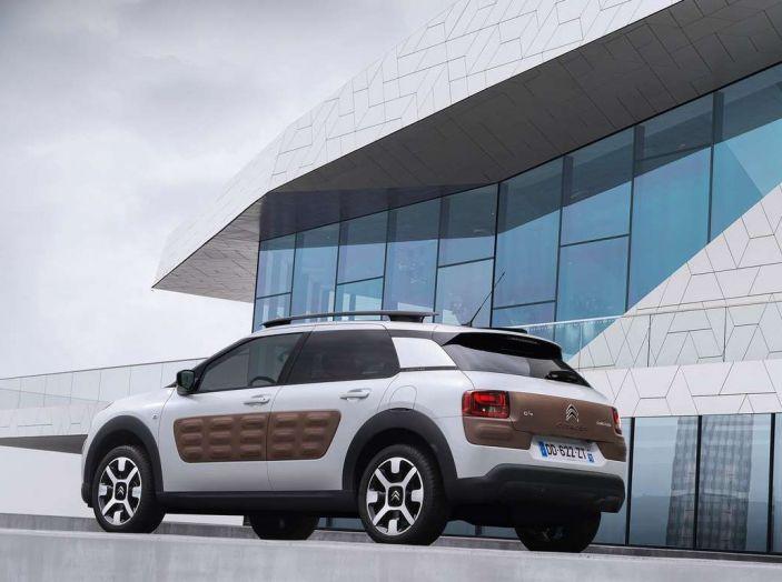 Dispositivi di sicurezza Citroën: Riconoscimento dei Limiti di Velocità - Foto 6 di 12