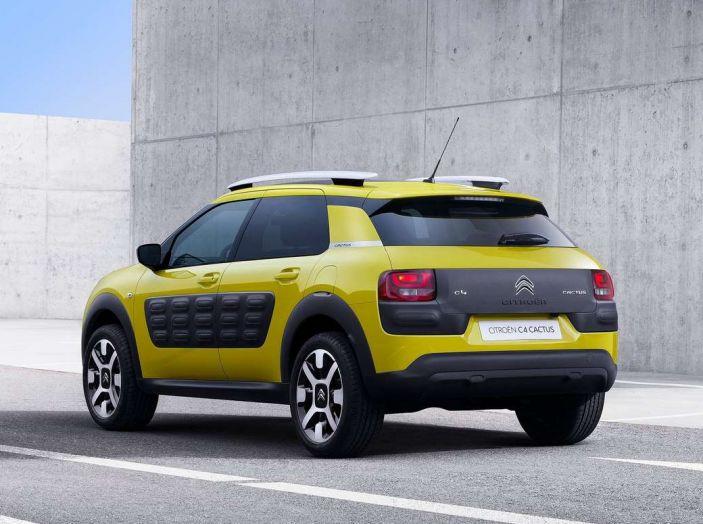 Dispositivi di sicurezza Citroën: Riconoscimento dei Limiti di Velocità - Foto 8 di 12