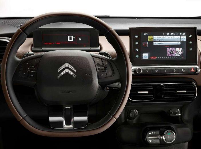 Dispositivi di sicurezza Citroën: Riconoscimento dei Limiti di Velocità - Foto 1 di 12