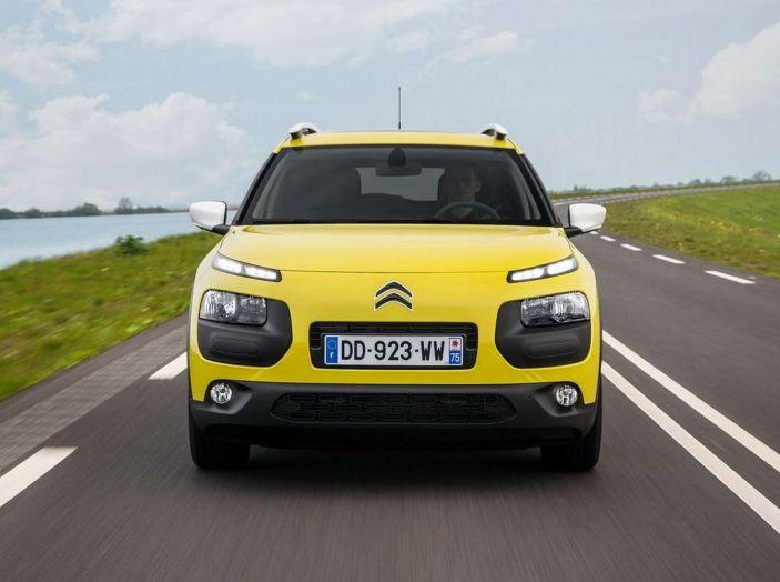 Dispositivi di sicurezza Citroën: Riconoscimento dei Limiti di Velocità - Foto 9 di 12