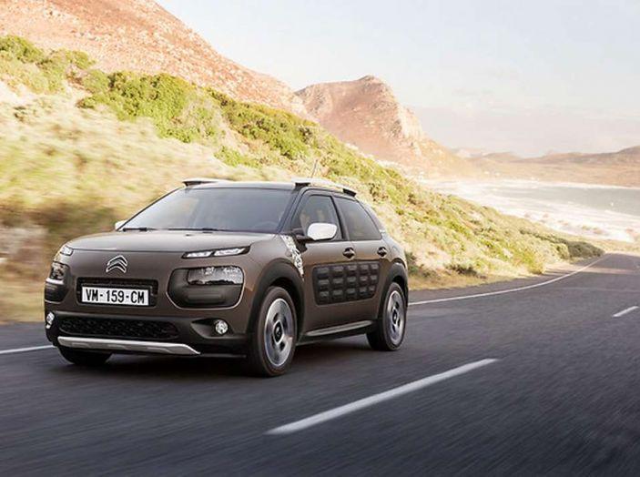 Dispositivi di sicurezza Citroën: Riconoscimento dei Limiti di Velocità - Foto 11 di 12