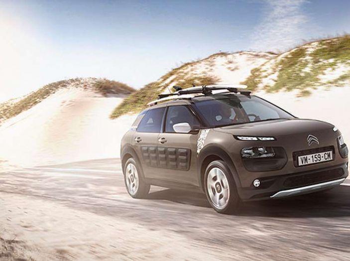 Dispositivi di sicurezza Citroën: Riconoscimento dei Limiti di Velocità - Foto 12 di 12