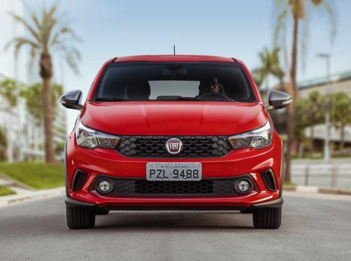 Fiat Argo: la cinque porte che sostituisce Punto e Bravo in Sud America - Foto 5 di 40