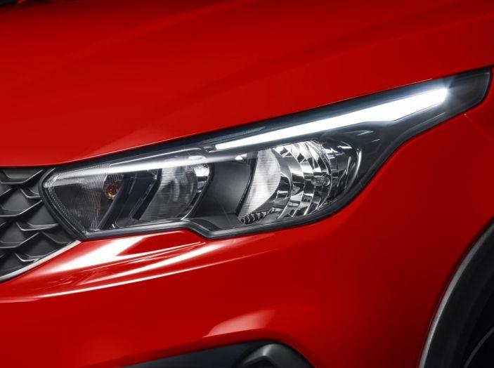 Fiat Argo: la cinque porte che sostituisce Punto e Bravo in Sud America - Foto 17 di 40