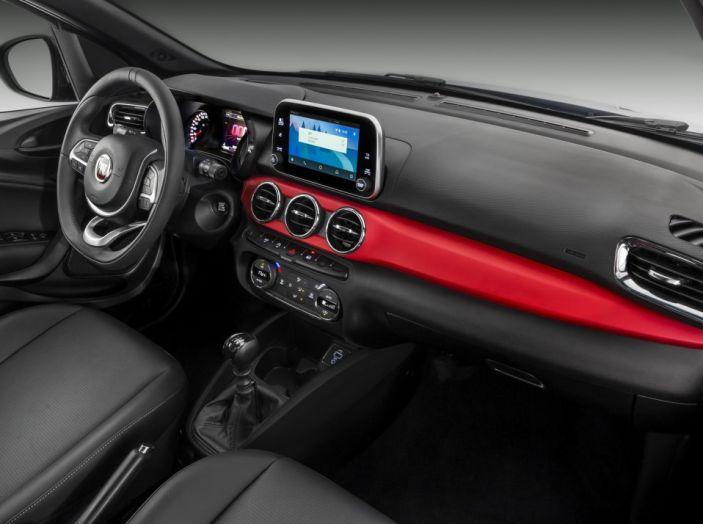 Fiat Argo: la cinque porte che sostituisce Punto e Bravo in Sud America - Foto 25 di 40