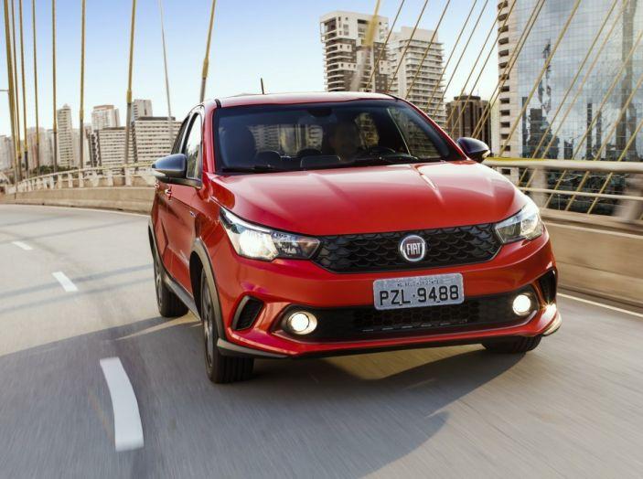 Fiat Argo: la cinque porte che sostituisce Punto e Bravo in Sud America - Foto 2 di 40