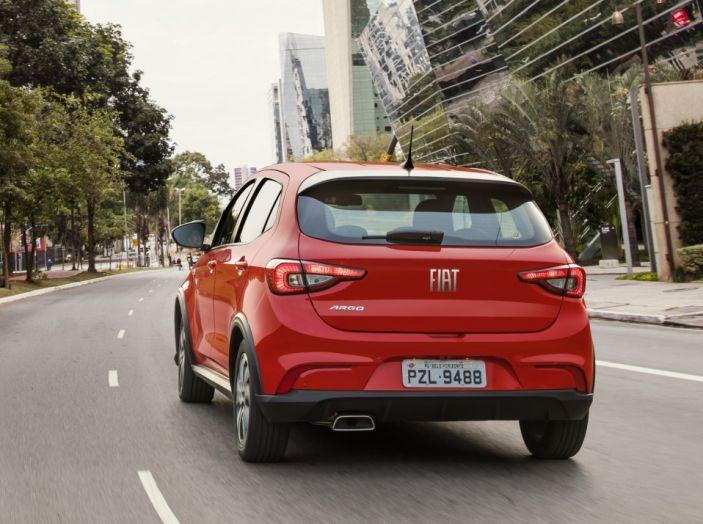 Fiat Argo: la cinque porte che sostituisce Punto e Bravo in Sud America - Foto 3 di 40