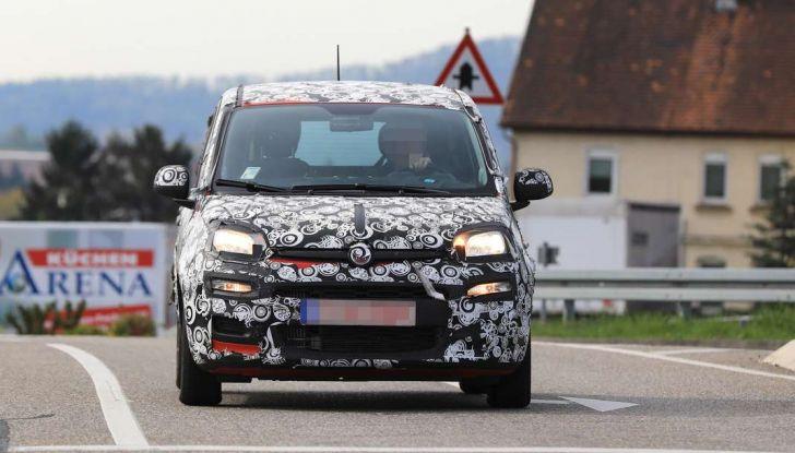 Fiat Panda a biometano, il long-test drive compie un anno - Foto 2 di 9
