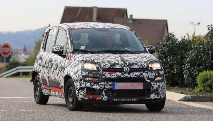 Fiat Panda a biometano, il long-test drive compie un anno - Foto 4 di 9