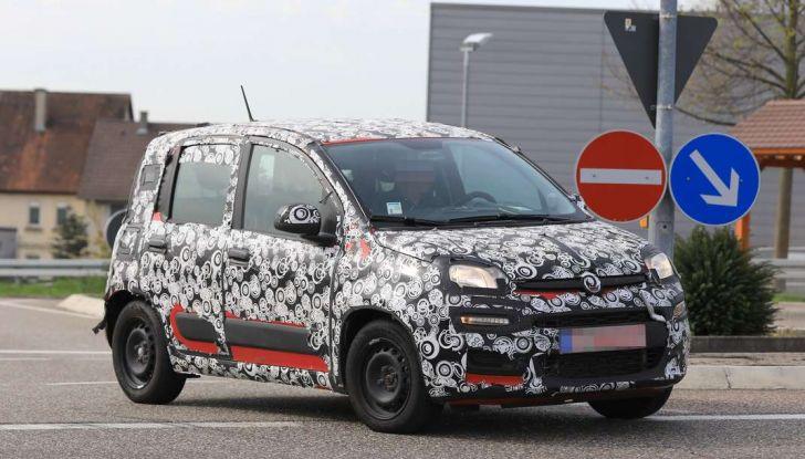 Fiat Panda a biometano, il long-test drive compie un anno - Foto 1 di 9