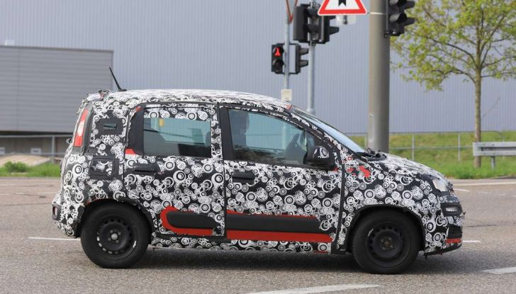 Fiat Panda a biometano, il long-test drive compie un anno - Foto 3 di 9